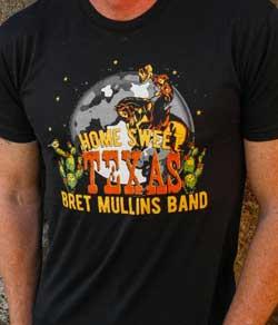 Home Sweet Texas Men's T-shirt